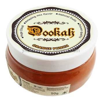 Dookah shisha fruits non tobacco shisha molasses_Orange Punch