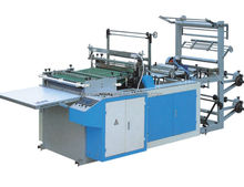LR-RQ700 Automatic Heat-sealing Cutting plastic Bag Making Machine in china
