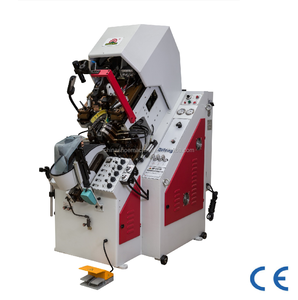 Hot sale toe lasting machine QF-737A shoe manufacturing machine