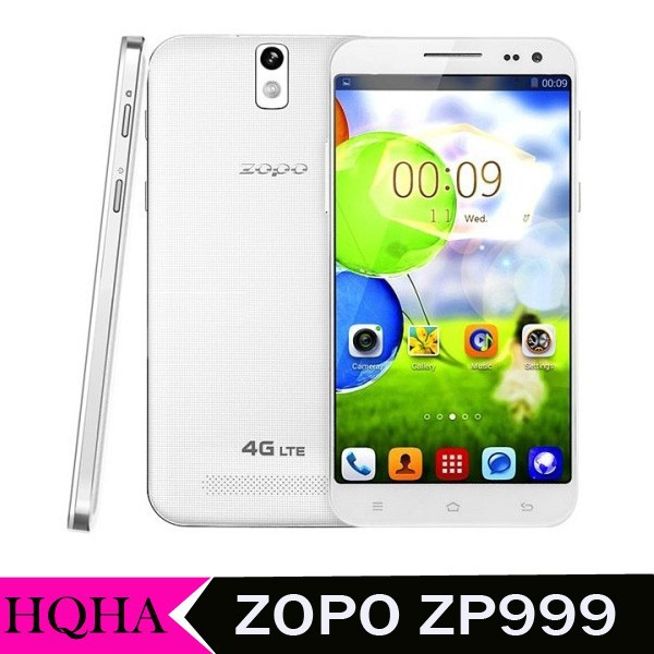 Original ZOPO ZP999 lion heart MTK6595 Octa Core mobile phone 4G LTE Android 4.4 5.5 inch 1080P 3GB RAM 32GB ROM