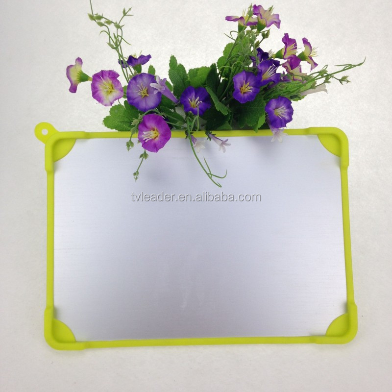 No Chemical Cooking Helper Defrosting Metal Rapid Thawing Plate Easily Defrost Thawing Tray