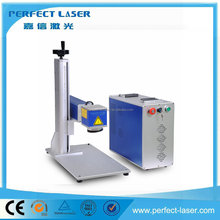 High precision 10W/20W fiber laser engraving machine for sunglass