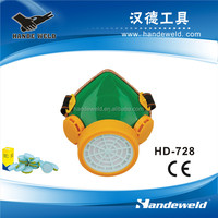 one respirator safety protective mask