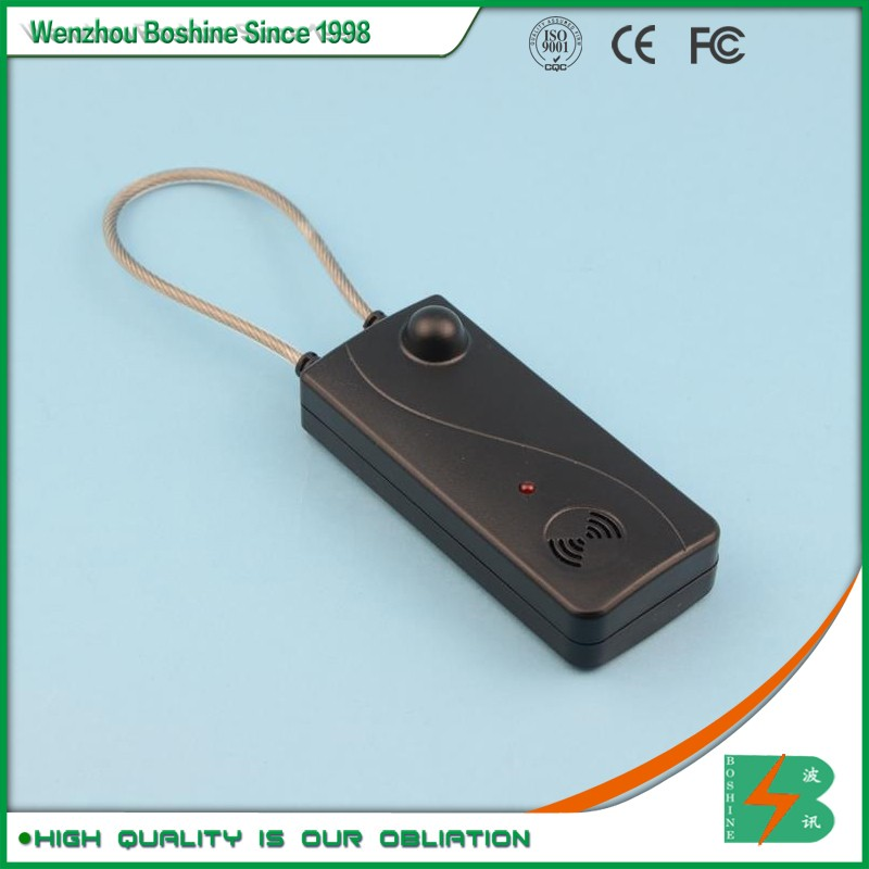 Boshine eas security alarm hard tag with lanyard