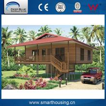 Top quality easy assemble small prefab houses
