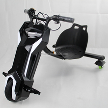 New Fashionable Painting Kids 3 Wheels Drifting Scooter Electric Drift Trikes for Sale