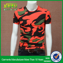 printed t shirts for men photo cotton spandex t shirt camouflage military t-shirts