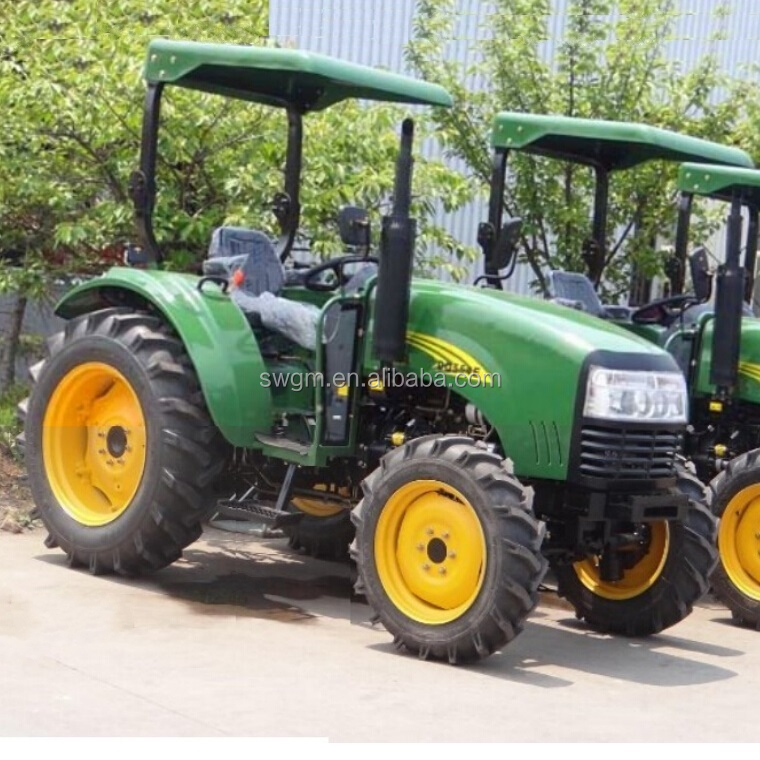 Sweden hot selling DQ504 50HP 4WD Farm tractor made in China