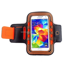 Cheap LED gym sports armband case for phone