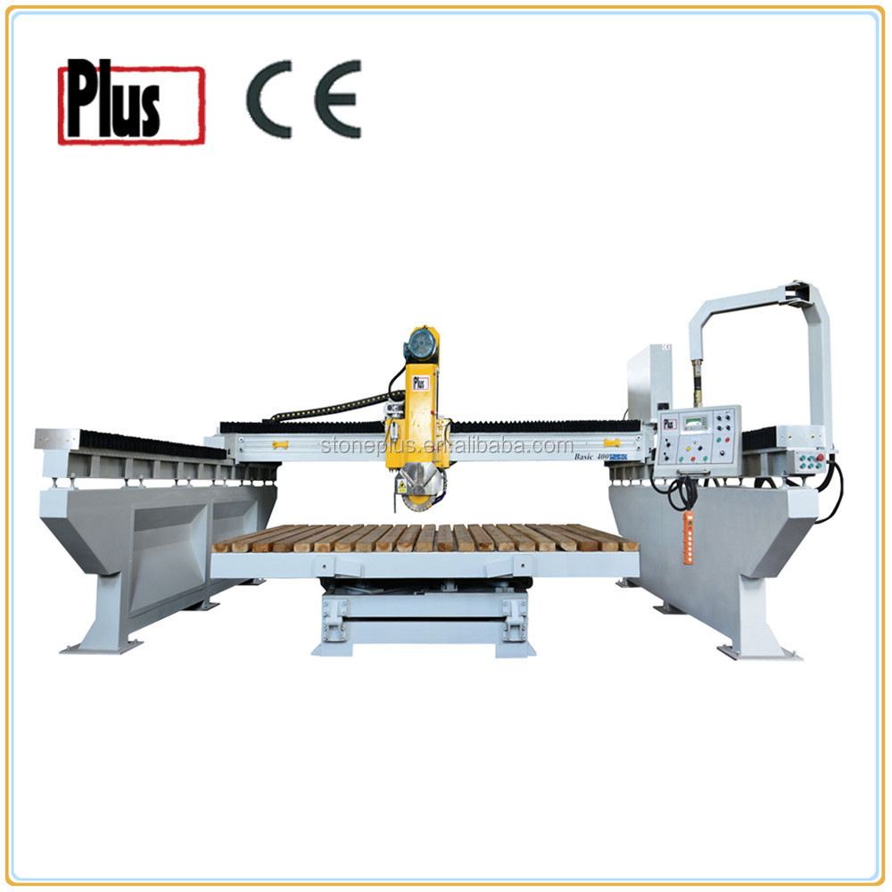 Basic400 Tiles and Marbles Cutting Machine China Equipment
