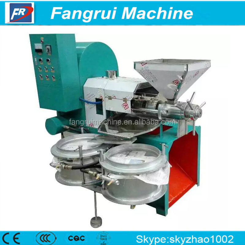 Alibaba Wholesale Automatic equipment corn jatropha oil press machine small commercial