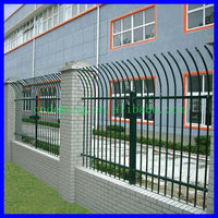 DM anti-climb decorative fence and Separation barrier (Factory manufacturer and best price)