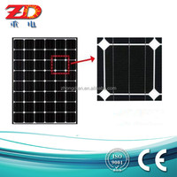 Chinese cheap price solar panel mono for solar street light solar cell system