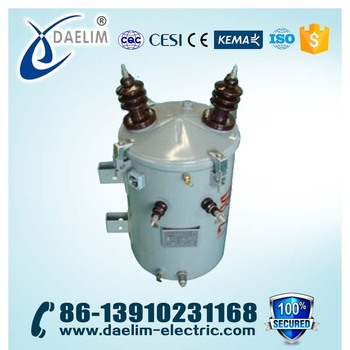 High Quality 10kV/0.48kV 100kVA Single-phase Oil-immersed Transformer