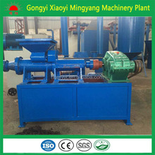 Good quality wood brick briquettes machine/corn cob charcoal briquette machine/coal briquette making machine
