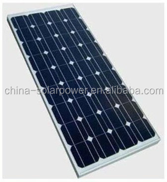 China Supplier Wholesale Solar Cell Solar Power System 100W Solar Panel