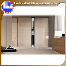 3 sliding door moving smoothly wardrobe /fitting sliding door wardrobe /bedroom sets