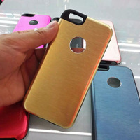 Factory direct sale OEM quality stainless steel phone case for iphone 6 on sale