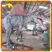Kano4198 Outdoor Playground Movable Dinoaur Cartoon Character