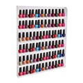 acrylic nail polish wall rack ,nail polish wall display rack