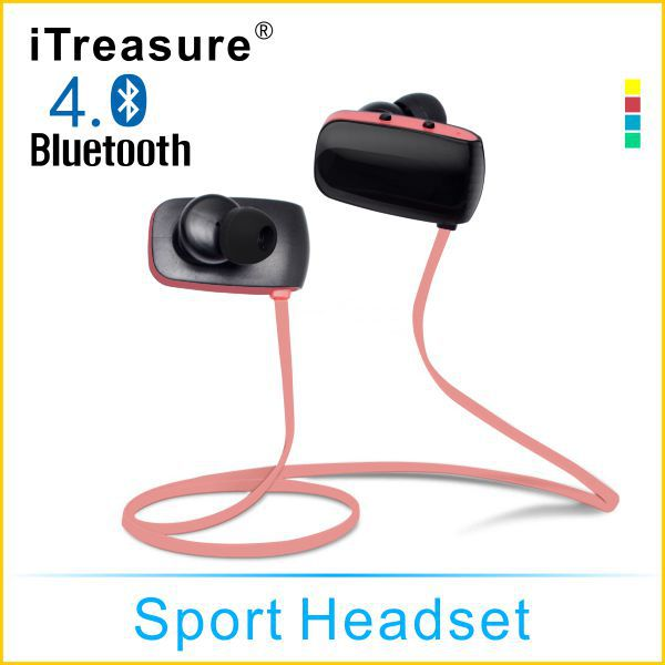 Colors earphone wireless mini bluetooth earphone mp3 earbuds