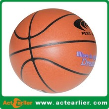 TOP QUALITY INFLATABLE SIZE 7 BASKETBALL PU FOR GAME