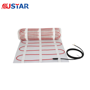 Indoors shower floor warming mat indoor underfloor heating electrical