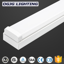40W 50W 60W Dimmable 240V 5ft model led batten wrap around light fitting