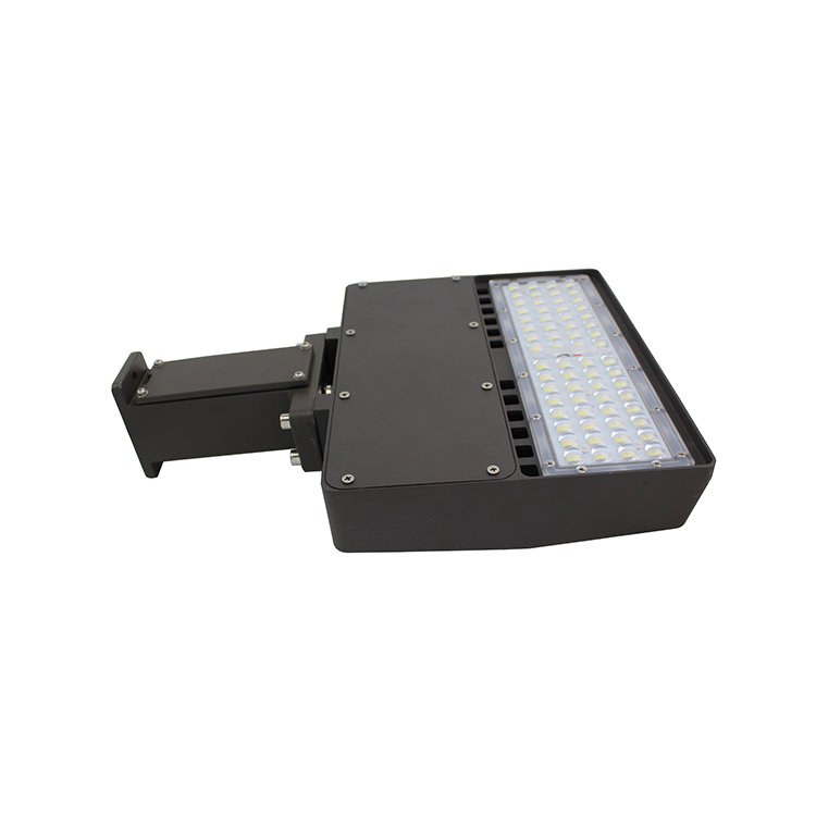 Cool white color temperature and IP65 ourdoor led shoe box street light