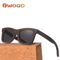 2018 Free laser logo High Quality bamboo sun glasses