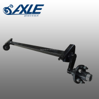 Rubber Torsion Trailer Axle w/o Brake 1000kg-2500kg