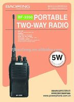BAOFENG portable walkie talkie telephones BF-3350