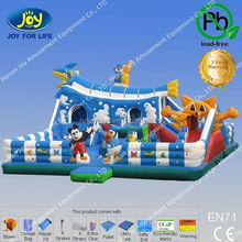 Commercial inflatable fun city, noah s ark playground equipment, inflatable noah's ark