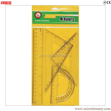 Cheap glass cutting ruler