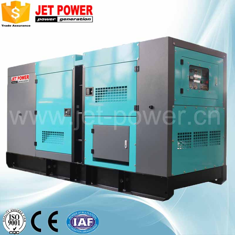 GF-50 three phase silent diesel generator price 50kw diesel soundproof industrial power generation