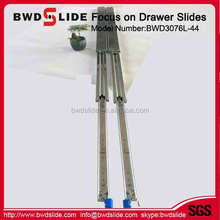 BWD3076L-44 Full extension drawe slider for drawer