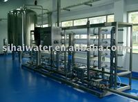 12T/H RO mobile water treatment plant,drinking water making machine