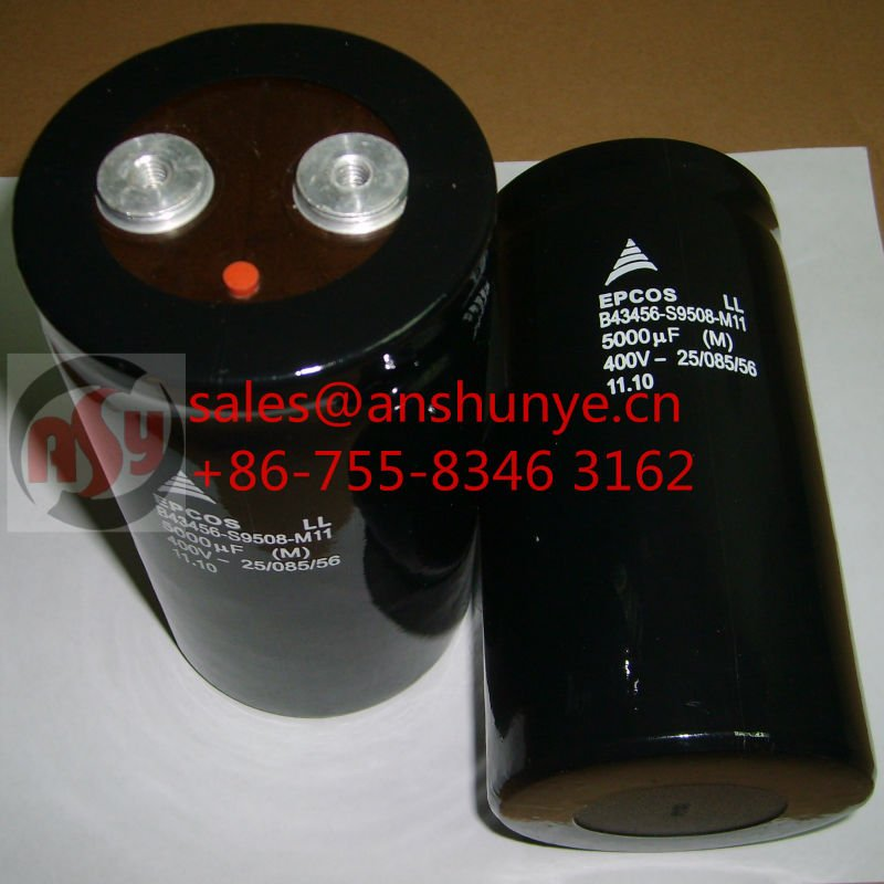 Screw Auminum Eectrolytic Capacitors 10000uF 450V