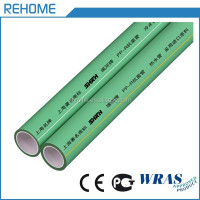 Cold and hot water supply ppr plastic pipes, germany ppr tubes