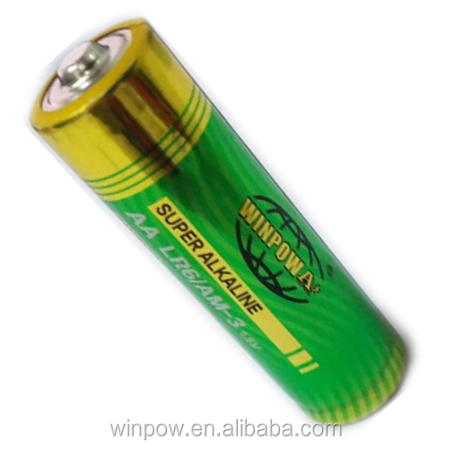 Mignon alkaline 1.5V AA battery 4packs