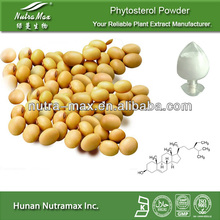 GMP Factory Supply Soybean Phytosterol Powder 90% 95% (CAS NO.:83-46-5)
