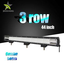 High Powe 288w 44Inch 12v Car Auto Lights, Car Automotive Led Light Bar