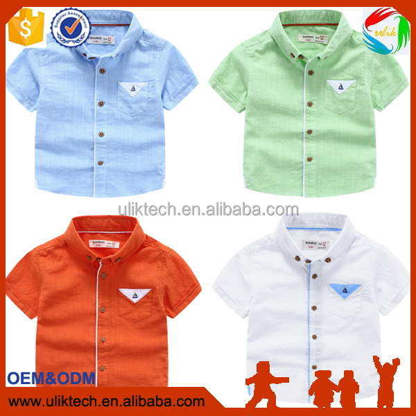 WOW !!kid Clothing Baby Boy Dot Brand Kid Blouse School Shirts for Boys Turn Down Collar Fashion Cotton Outwear boys polo shirts