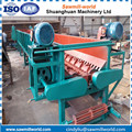 Popular New Products Portable Single Roller Wood Debarker