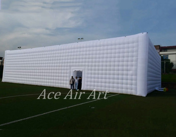 easy set up portable 20x30 inflatable party wedding tent hot sale, inflatable party tent 20x30