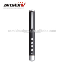 Factory Directly Selling 2.4G wireless presenter usb presenter pen laser pointer