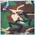 Camouflage fabric CVC 21X21 86X52 china military uniform fabric