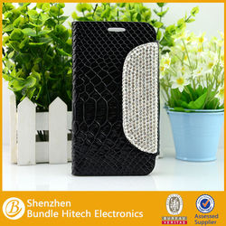 Bling Diamond leather Case For Samsung Galaxy S3 9300