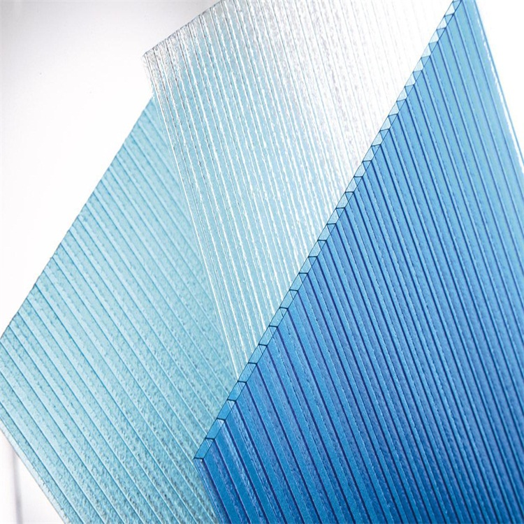 Hollow Polycarbonate Sheet for awning/canopy/carport