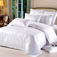 Fashion Non-Toxic Hotel Linen Bedding Sets